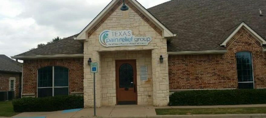 Pain Relief Group at McKinney, TX
